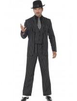 Vintage Gangster Boss Costume