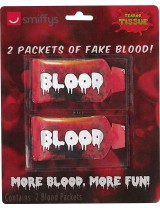 Super Realistic Fake Blood
