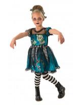 Girls Frankie Girl Costume