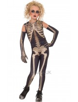 Skelee Girl Costume