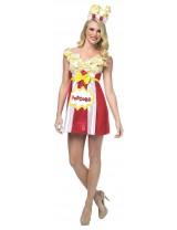 Popcorn Dress Deluxe Costume