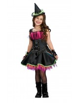 Girls Rockin' Out Witch Costume