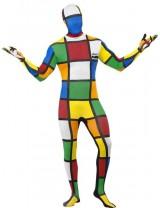 Rubik's Cube Second Skin Costume