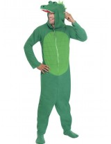 Mens Crocodile Costume