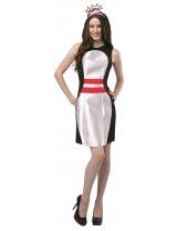 Bowling Pin Dress Costume