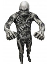 Skull & Bones Monster Morphsuit Costume
