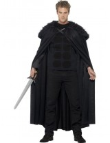 Mens Dark Barbarian Costume