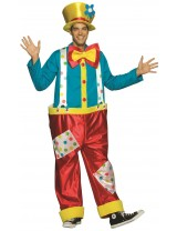 Clown Male Costume