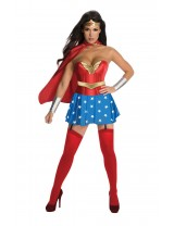 Ladies Wonder Woman Costume