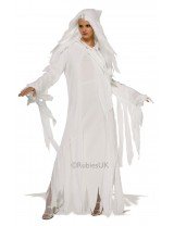 Ladies Ghostly Spirit Costume