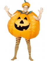 Pumpkin Costume, Adult