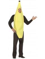 Mens Banana Costume