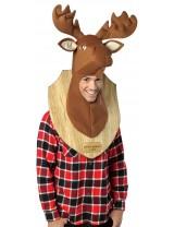 Loose Moose Stag Headpiece - Trophy Head