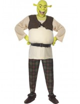 Shrek the Ogre Costume