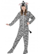 Boys Zebra Costume