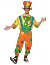 Clown Toots Costume