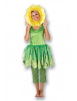 Ladies Little Weed Flower Pot Men Costume