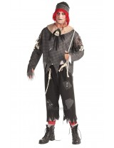 Mens Rag Doll Boy Costume