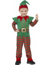 Toddlers Elf Costume