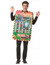 Candy Crush Game Board Tunic Costume