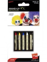 Make-Up Sticks in 5 Colours