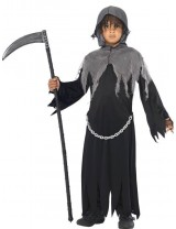 Grim Reaper Costume, Child