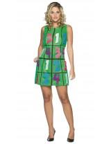 Sudoku Games Dress Costume