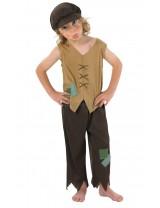 Boys Victorian Urchin Costume