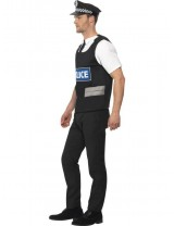 Policeman Instant Accessory Kit