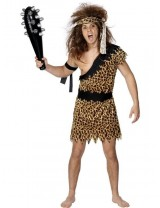 Mens Caveman Costume