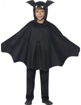 Bat Cape Costume