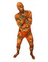 Jack O Lantern Morphsuit Costume
