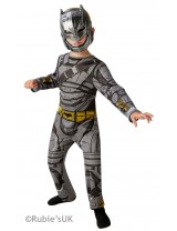 Childrens Dawn of Justice Batman Armour Costume