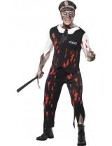 Zombie Policeman Costume