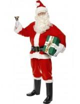 Santa Costume, Deluxe