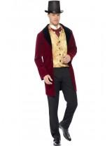 Mens Edwardian Gent Deluxe Costume