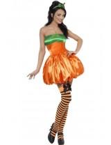 Fever Pumpkin Costume