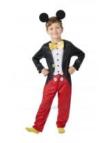 Mickey Mouse Tuxedo Costume
