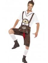 Mens Brad Wurst Costume