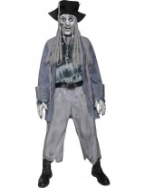 Zombie Ghost Pirate Costume