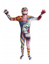 The Clown Kids Monster Morphsuit Costume