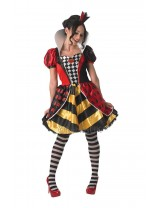 Red Queen Alice in Wonderland Costume