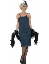 Green Flapper Costume
