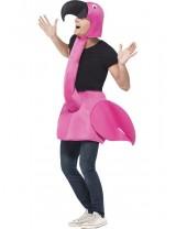 Adult Flamingo Costume Unisex