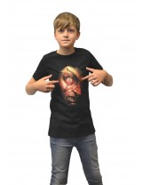 Kids Moving Eye Pinned Eyeball T Shirt Costume