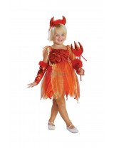 Childrens Lil' Devil Costume