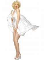 Marilyn Monroe Classic Halterneck Dress Costume