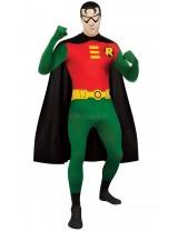 Mens Robin 2nd Skin Costume