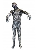 Skull & Bones Kids Monster Morphsuit Costume