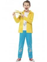 Boys Roald Dahl Charlie Bucket Costume